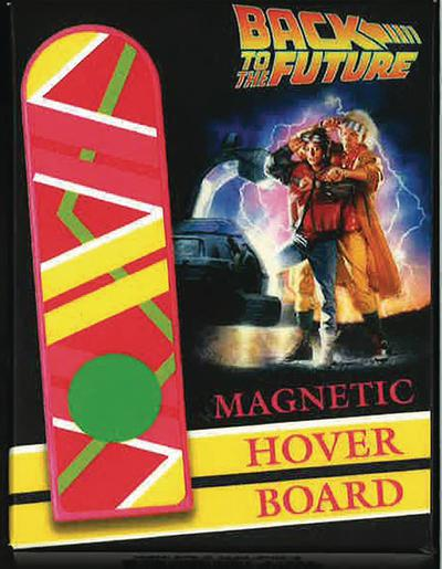 BACK TO THE FUTURE MAGNETIC HOVERBOARD KIT