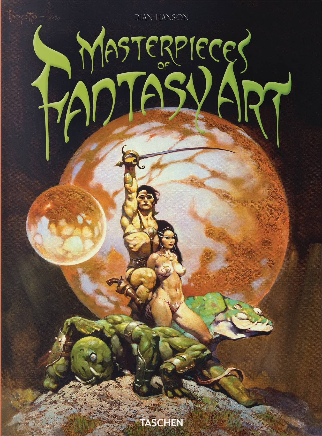 MASTERPIECES OF FANTASY ART HC