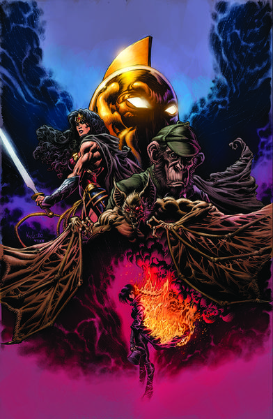 JUSTICE LEAGUE DARK TP 04 A COSTLY TRICK OF MAGIC