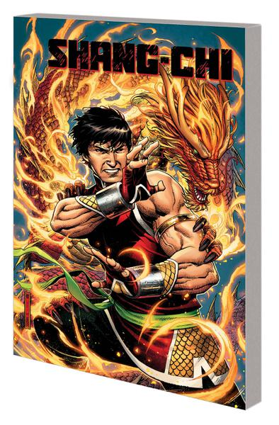 SHANG-CHI BY GENE LUEN YANG TP 01 BROTHERS AND SISTERS
