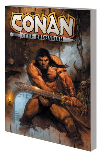 CONAN THE BARBARIAN BY JIM ZUB TP 01 INTO THE CRUCIBLE
