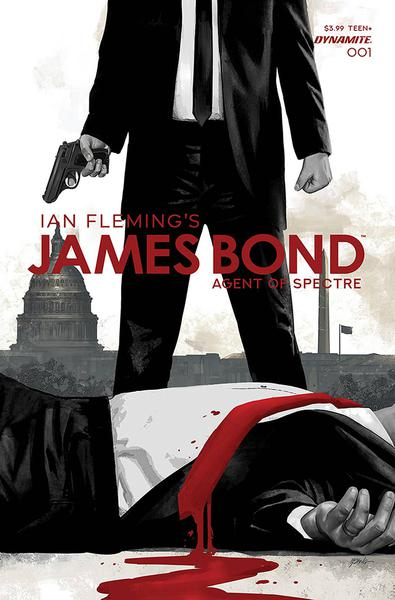 JAMES BOND AGENT OF SPECTRE