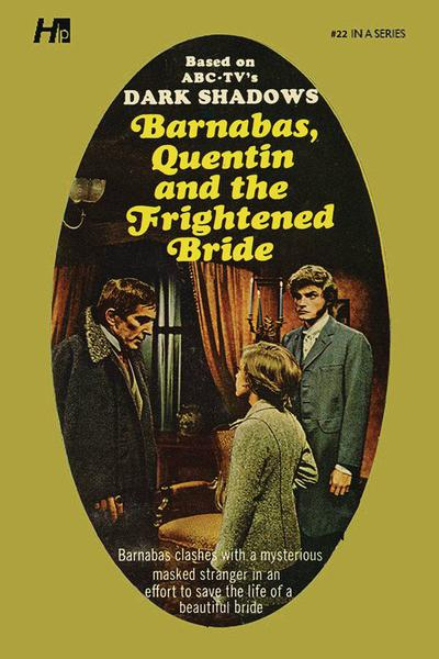 DARK SHADOWS PB LIB NOVEL 22 FRIGHTENED BRIDE