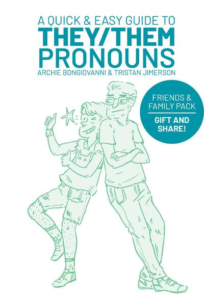 A QUICK & EASY GUIDE TO PRONOUNS BUNDLE TP