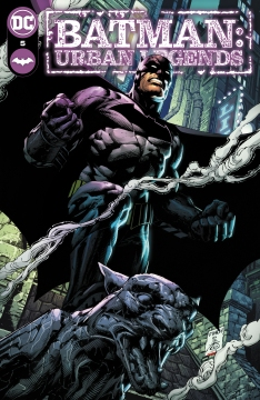 BATMAN URBAN LEGENDS