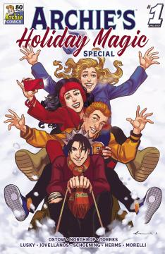 ARCHIES HOLIDAY MAGIC SPECIAL ONE SHOT