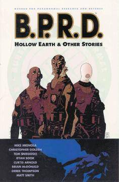 BPRD TP 02 SOUL OF VENICE AND OTHER STORIES