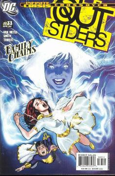 OUTSIDERS II (1-50)