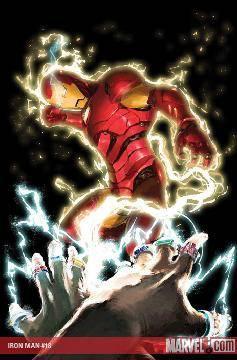 IRON MAN IV (1-35)