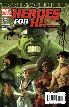 HEROES FOR HIRE II (1-15)