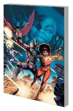 HEROES FOR HIRE TP 01 CONTROL