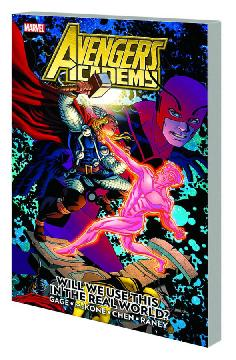 AVENGERS ACADEMY TP 02 REAL WORLD