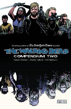 WALKING DEAD COMPENDIUM TP 02
