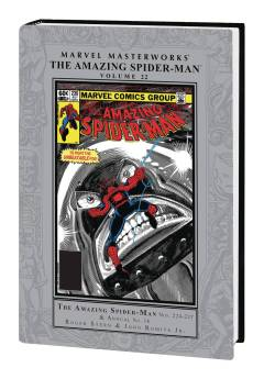 MARVEL MASTERWORKS AMAZING SPIDER-MAN HC 22