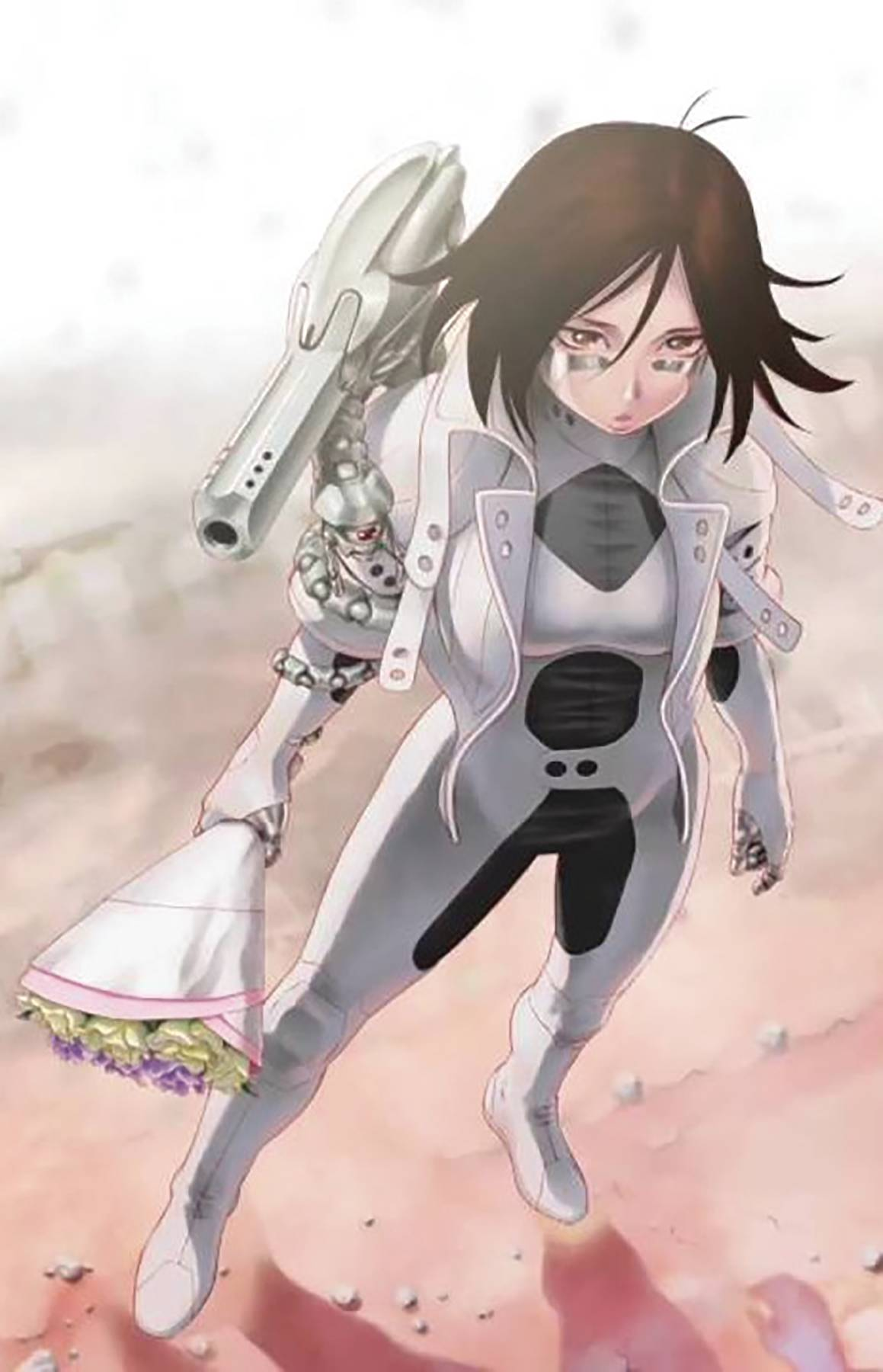 BATTLE ANGEL ALITA MARS CHRONICLE GN 07