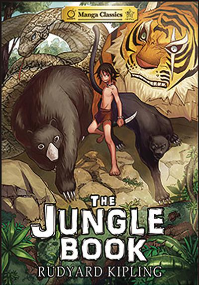 MANGA CLASSICS JUNGLE BOOK HC