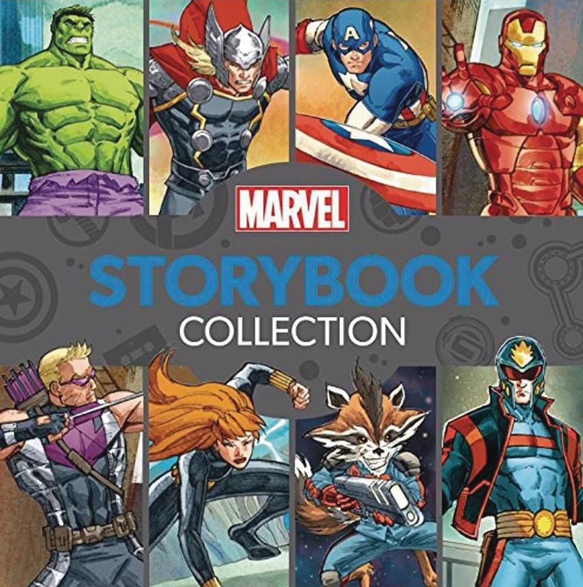 MARVEL STORYBOOK COLLECTION HC