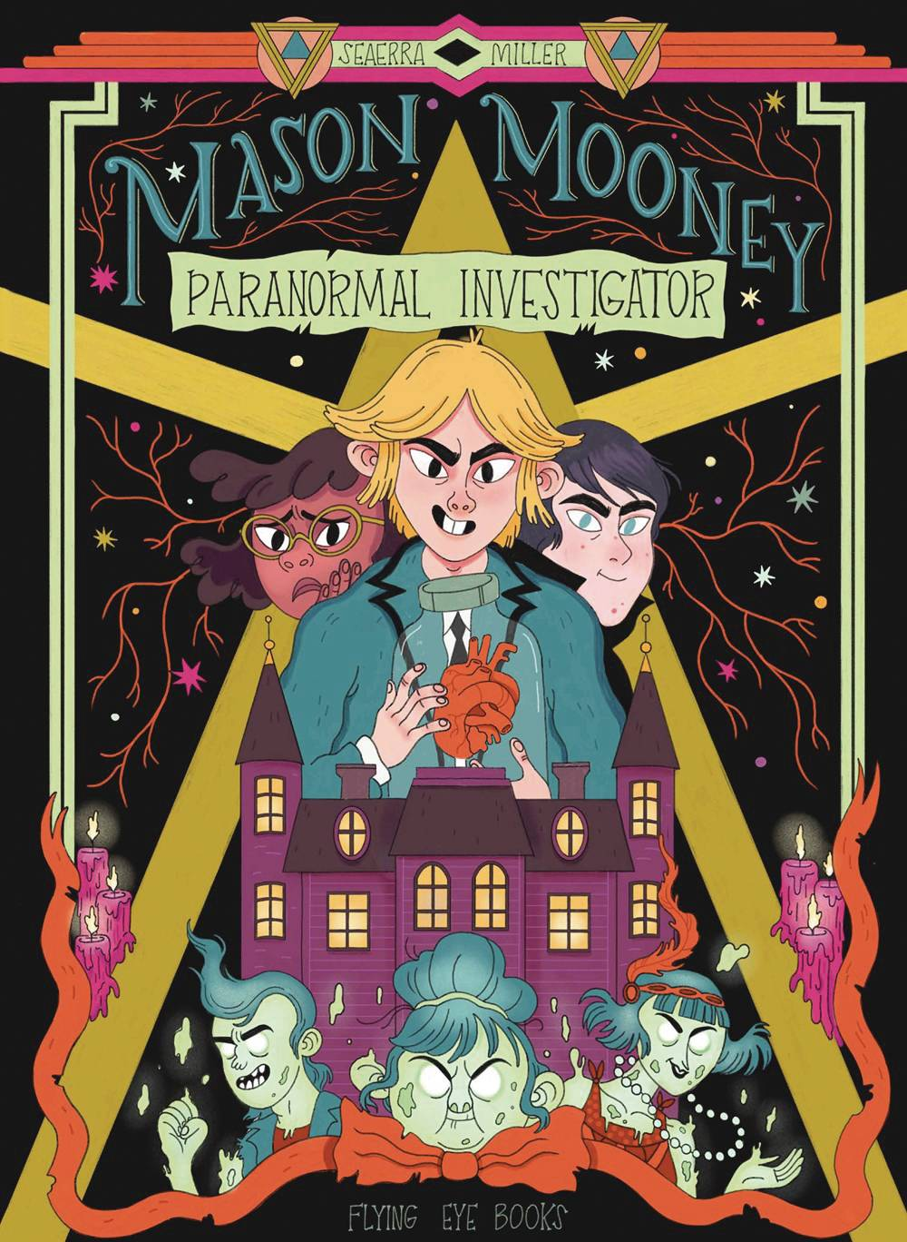 MASON MOONEY PARANORMAL INVESTIGATOR GN