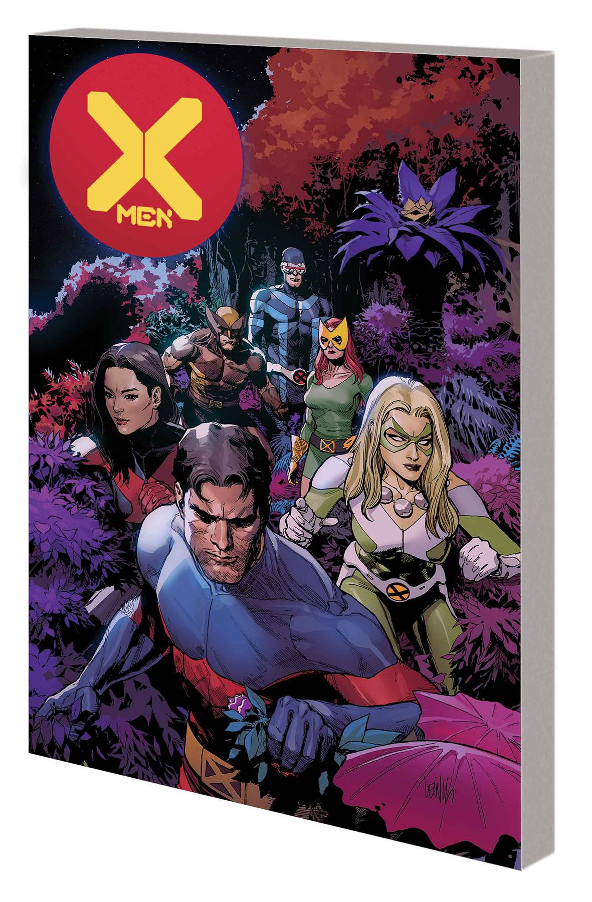 X-MEN BY JONATHAN HICKMAN TP 02 - PO-04.11.20: ($15,99)