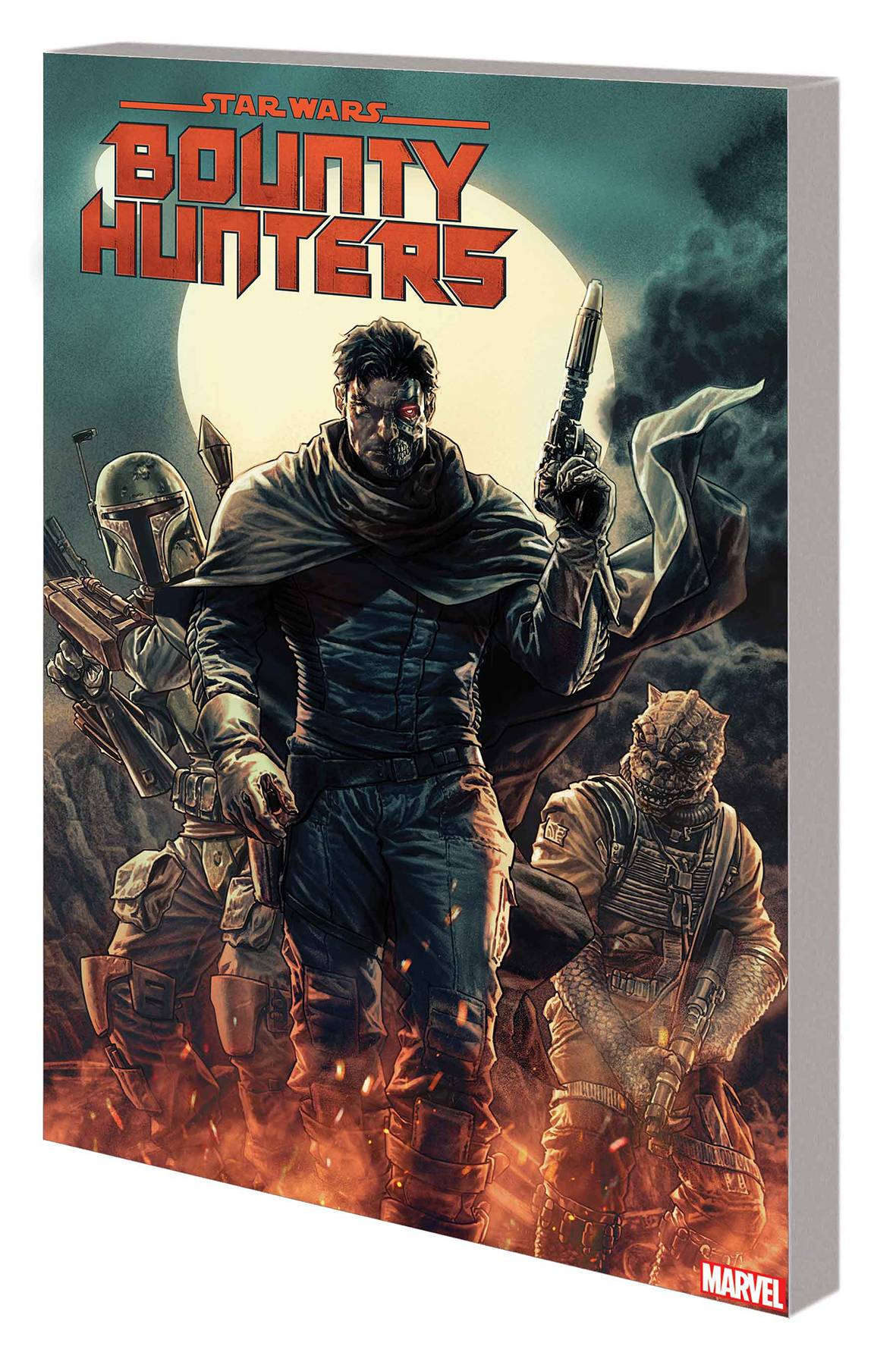 STAR WARS BOUNTY HUNTERS TP 01 GALAXYS DEADLIEST