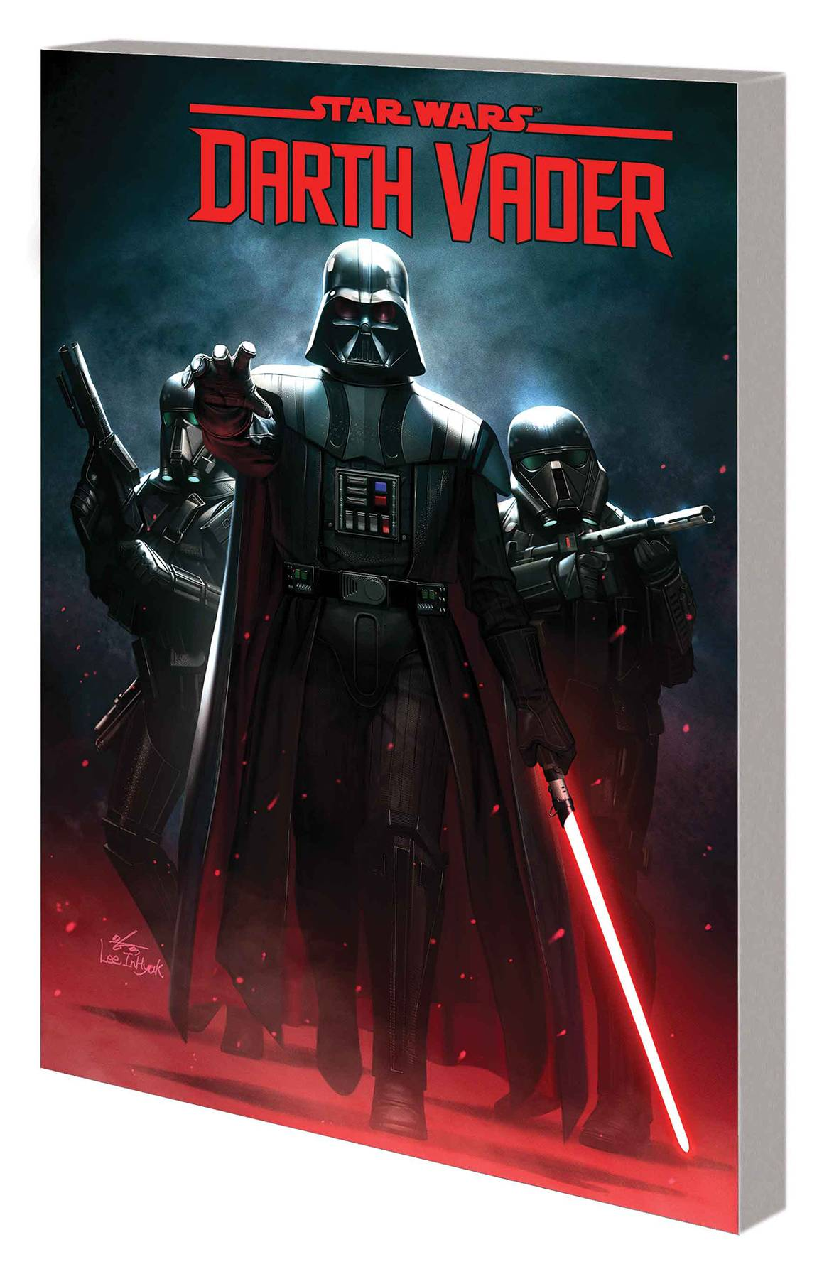 STAR WARS DARTH VADER BY GREG PAK TP 01 DARK HEART OF SITH