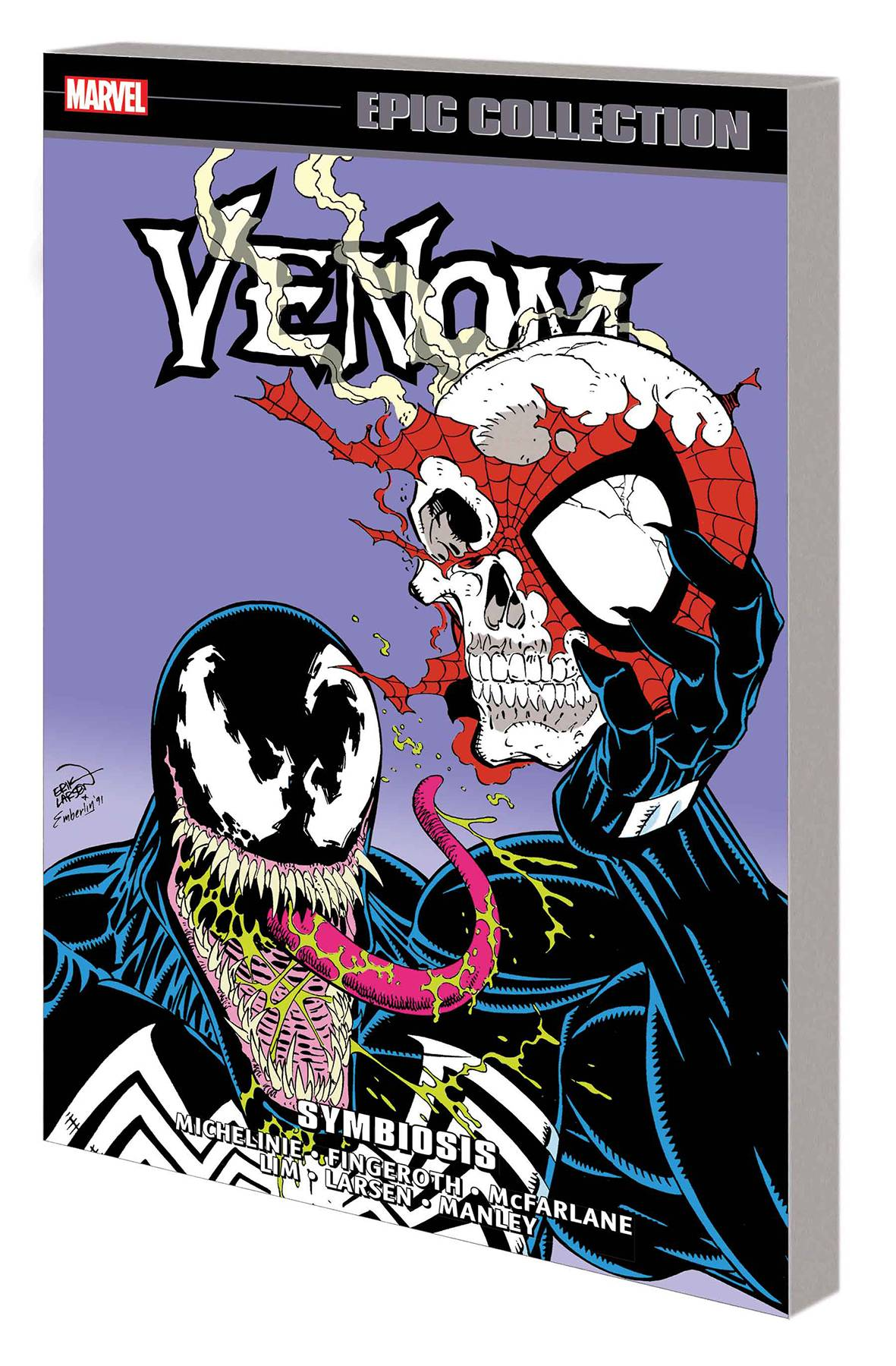 VENOM EPIC COLLECTION TP 01 SYMBIOSIS