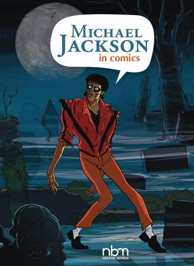 MICHAEL JACKSON IN COMICS HC