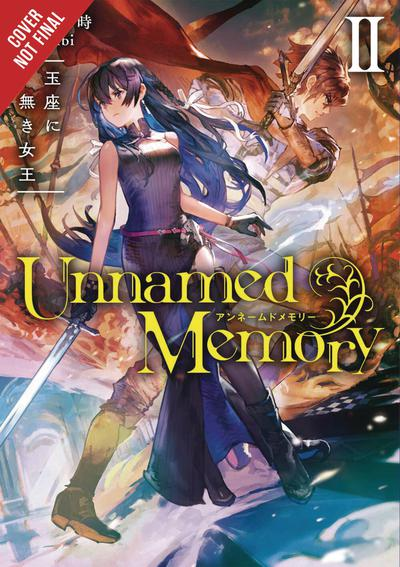 UNNAMED MEMORY LIGHT NOVEL SC 02