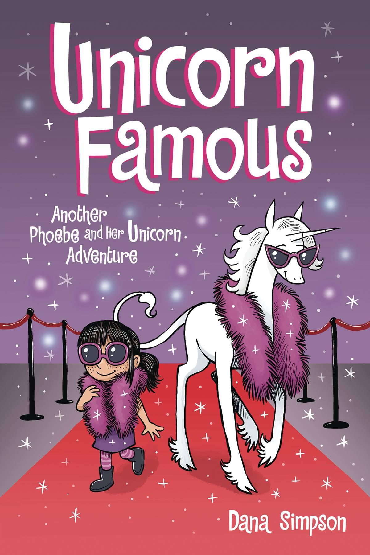 PHOEBE & HER UNICORN GN 13 UNICORN FAMOUS