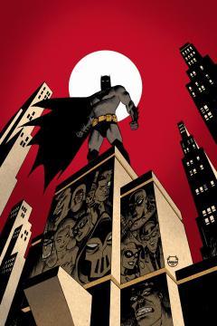 BATMAN THE ADVENTURES CONTINUE SEASON ONE TP