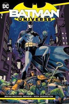 BATMAN UNIVERSE TP