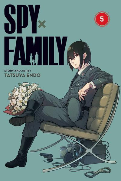 SPY X FAMILY GN 05