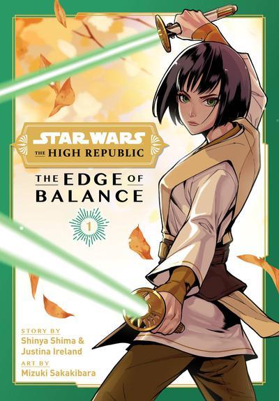 STAR WARS HIGH REPUBLIC EDGE OF BALANCE GN