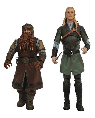 LORD OF THE RINGS SERIES 1 AF ASST