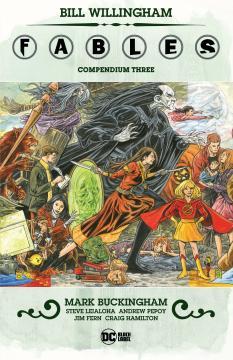 FABLES COMPENDIUM TP 03
