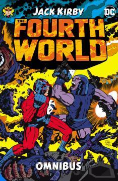 FOURTH WORLD BY JACK KIRBY OMNIBUS HC
