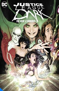 JUSTICE LEAGUE DARK THE NEW 52 OMNIBUS HC