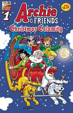 ARCHIE & FRIENDS CHRISTMAS CALAMITY #1
