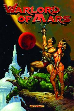 WARLORD OF MARS TP 01