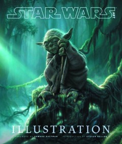 STAR WARS ART ILLUSTRATION HC
