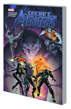SECRET AVENGERS BY RICK REMENDER TP 01