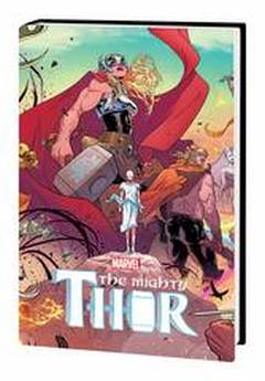 MIGHTY THOR HC 01 THUNDER IN HER VEINS
