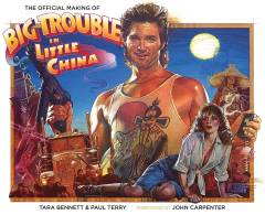 OFFICAL MAKING OF BIG TROUBLE IN LITTLE CHINA HC