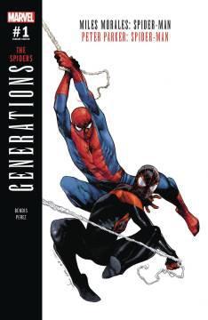GENERATIONS MORALES & PARKER SPIDER-MAN
