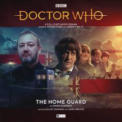 DOCTOR WHO EARLY ADV HOME GUARD AUDIO CD