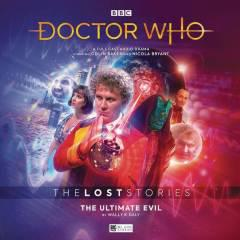 DR WHO 6TH DOCTOR LOST STORIES ULT EVIL AUDIO CD