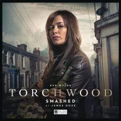 TORCHWOOD SMASHED AUDIO CD