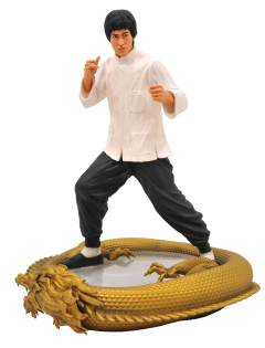 BRUCE LEE PREMIER COLLECTION 80TH ANNIVERSARY STATUE