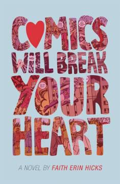 COMICS WILL BREAK YOUR HEART TP