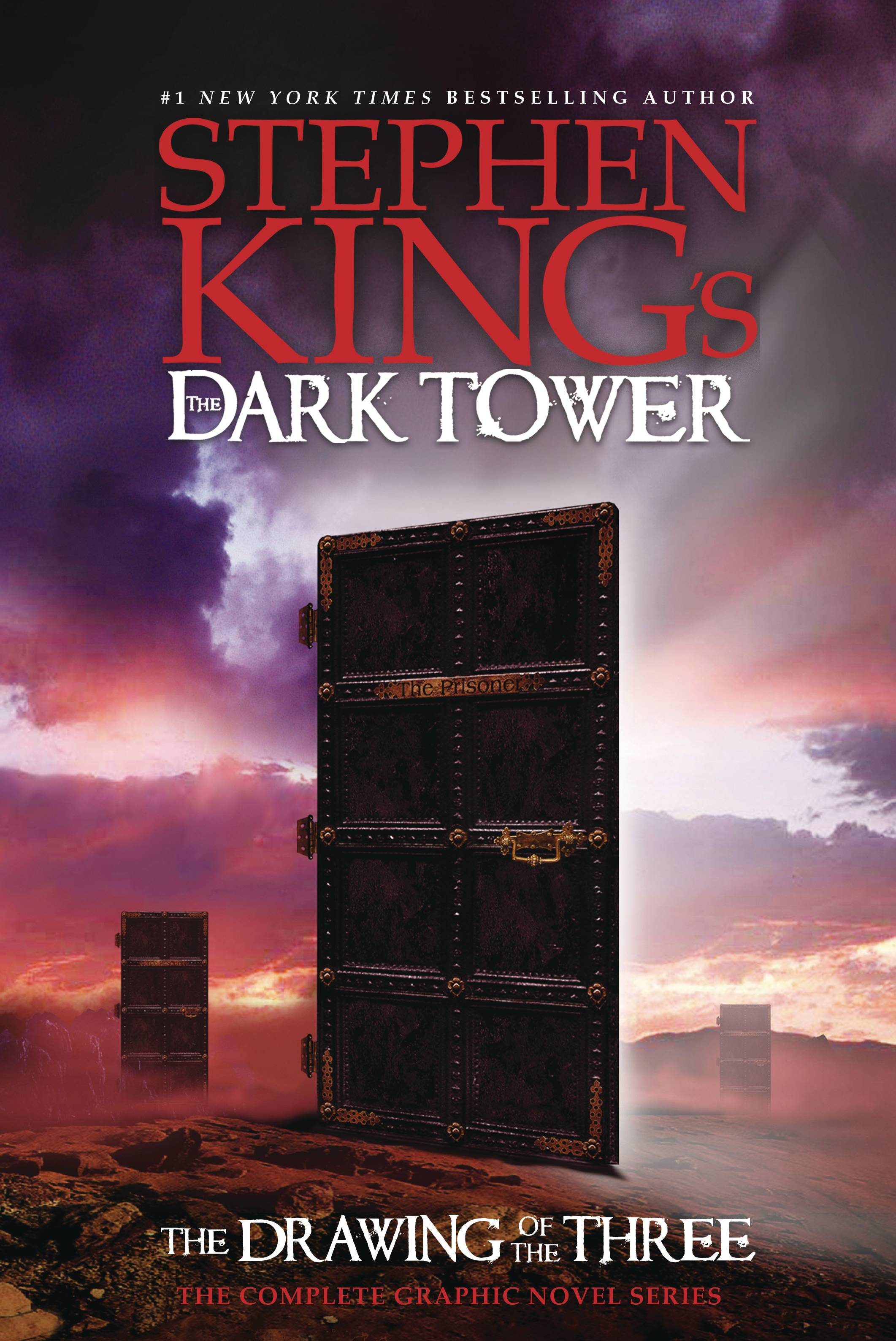 DARK TOWER DRAWING OF THREE COMP HC BOXED SET